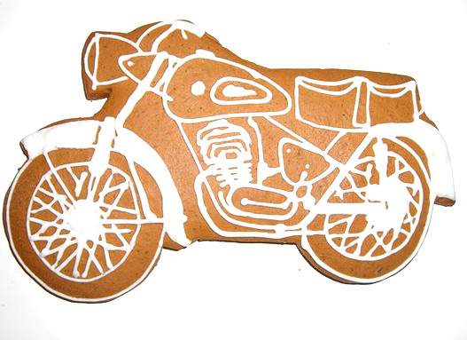 motor z piernika