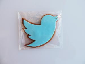 piernikowy ptaszek -Twitter